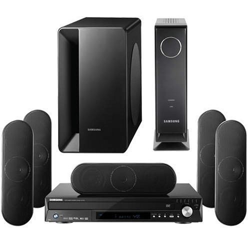 Samsung Ht-Wx70 - Home Theatre System.