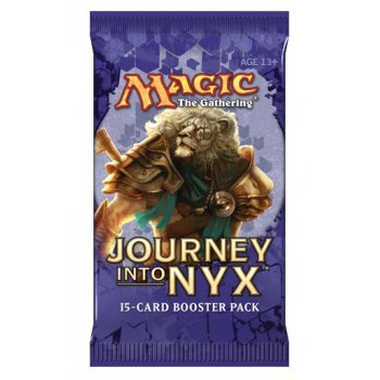 Magic the Gathering: Journey into Nyx Booster Pack