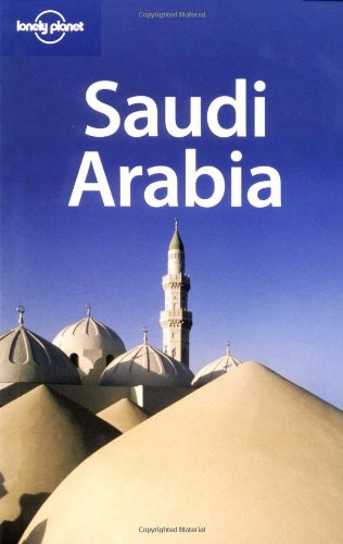 Lonely Planet Saudi Arabia