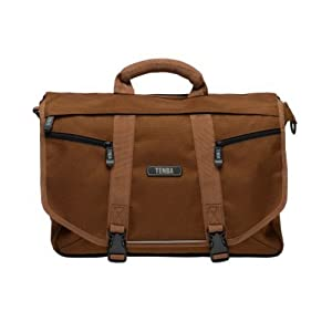 Tenba Mini Messenger Bag (Brown)