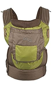 Onya Baby Carrier - Outback - Chocolate Chip/Olive Green