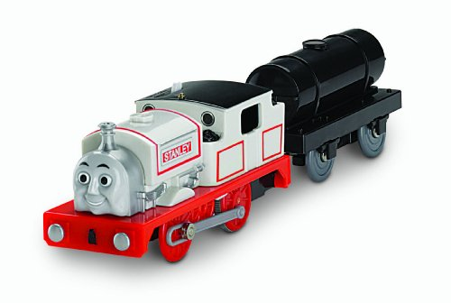 Thomas the Train: TrackMaster Stanley with car