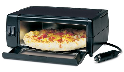 RoadPro RPSC-900 12V Portable Oven and Pizza Maker