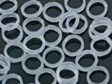 """Clear 1/4"""" 4.5 Oz - Orthodontic Elastic-for Braces - Dental Rubber Bands"""