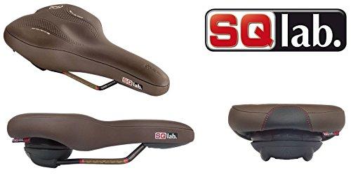 SQlab 602 Active LE Limitiert Leder Trekking Sattel Breite 14/ 15 / 16 / 17cm (14)