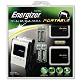 Energizer Portable Charger with 2x AA 2500mAh and 2x AAA 1000mAh batteriesby Energizer