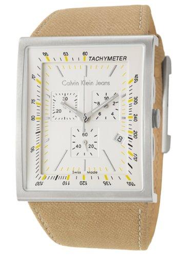 Calvin Klein Jeans Boundary Men's Quartz Watch K4217126