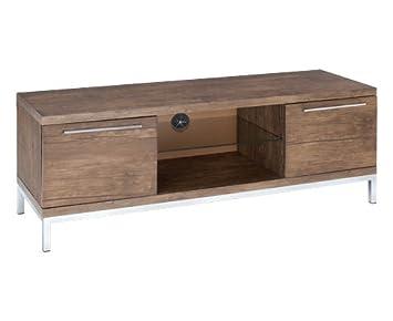 Mueble para televisor Amari/bajo mueble aparador con