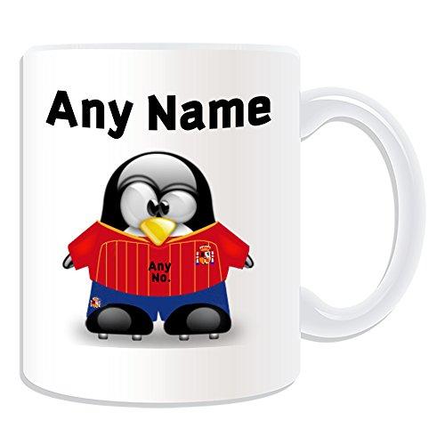 personalisiertes-geschenk-spanien-national-tasse-pinguin-fussball-team-design-thema-weiss-jeder-name