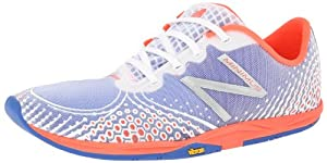 New Balance Womens Running Shoes WR00WW2 White/Coral 6 UK, 39 EU