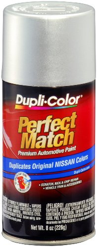 Dupli-Color BNS0601 Silver Metallic Nissan Exact-Match Automotive Paint - 8 oz. Aerosol (Automotive Wheel Paint compare prices)