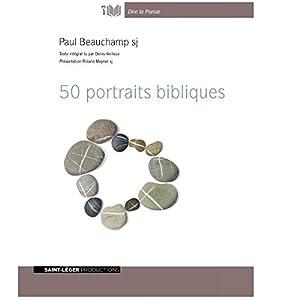 50 portraits bibliques Audiobook