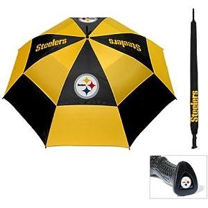 Team Golf Pittsburgh Steelers Golf Umbrella at SteelerMania