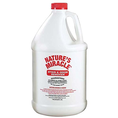 Nature'S Miracle Pet Stain And Odor Remover, 1-1/2-Gallon front-547835