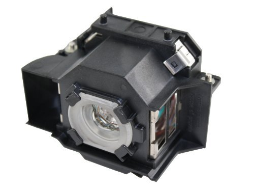Projector Lamp for Epson Powerlite 82C 170-Watt 2000-Hrs UHE Replacement
