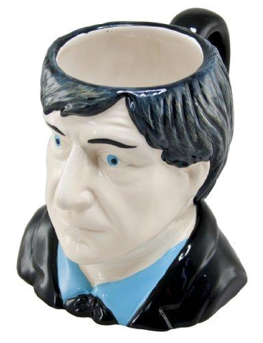 Doctor Who 2Nd Doctor Ceramic 3D Mug