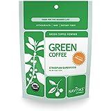 Navitas Naturals Organic Raw Green Coffee Powder, 4 Ounce