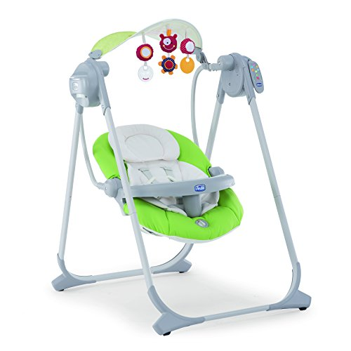 Chicco 06079110510000 Polly Swing Up Altalena, Verde