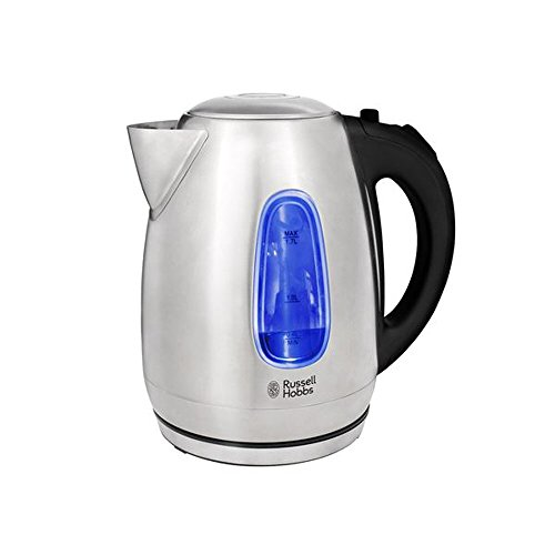 Russell Hobbs Premium Stainless Steel Electric kettle 1.7 L RH-G1700KS (Russell Hobbs Glass Touch compare prices)