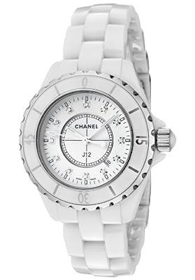 Chanel H1628 J12 Diamonds Unisex Watch from Chanel