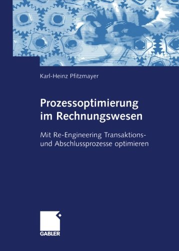 Buch Prozessoptimierung im Rechnungswesen: Mit Re-Engineering ...