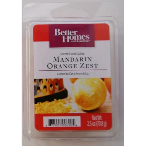 Amazoncom better homes and gardens scented wax cubes for Better homes and gardens scented wax cubes