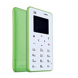 LASCOM INDIA X6 Mobile Phone Green