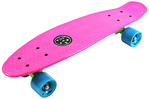 Maui and Sons, Skateboard The Cookie, Rosa (Pink), Standard