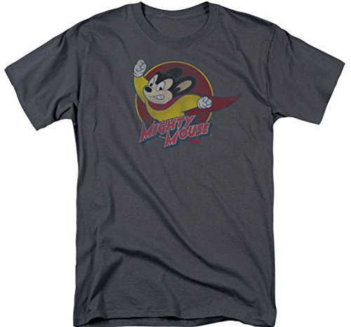 Might Mouse Might CIrcle T-Shirt