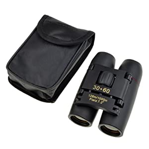 Portable 30x60 Zoom Folding Outdoor Night Vision Binoculars Telescope