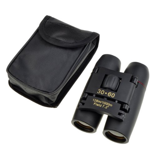 Big Save! Portable 30x60 Zoom Folding Outdoor Night Vision Binoculars Telescope