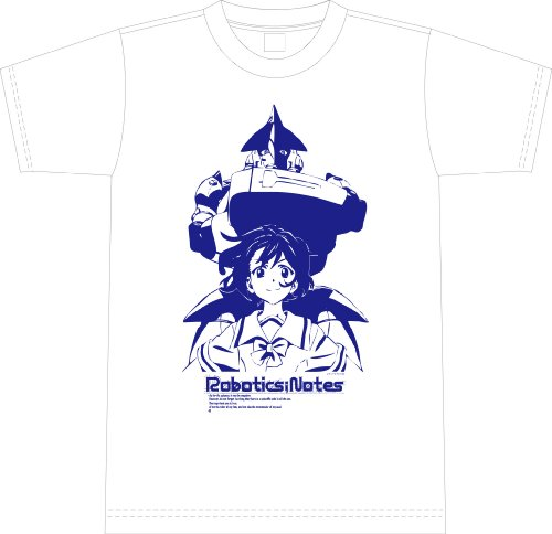 ROBOTICS;NOTES Tシャツ A サイズ:S