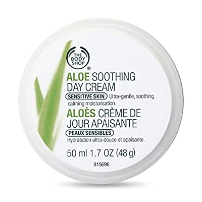The Body Shop Aloe Vera Soothing Day Cream