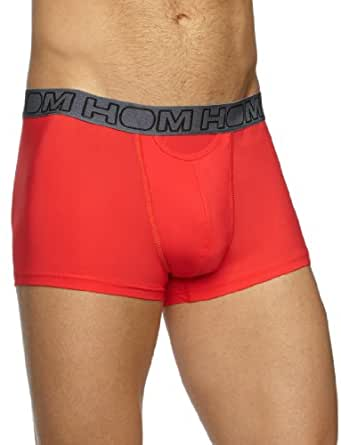 Hom - HO1 Nano HO1 Maxi - Boxer - Homme - Rouge (Rouge) - FR : Small (Taille fabricant : 2)