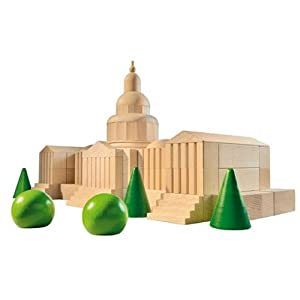 United States Capitol Building Block Set