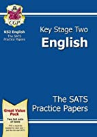 New KS2 English SATS Practice Paper Pack - for the 2016 SATS and Beyond: Practice Papers - Levels 3-5 (Bookshop) Pt. 1 & 2