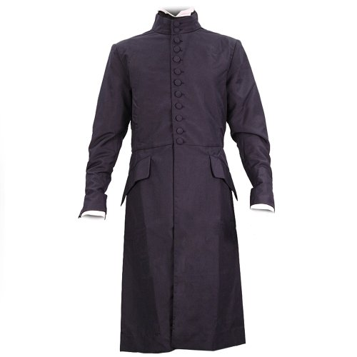 Snape Coat With Cravat (M)