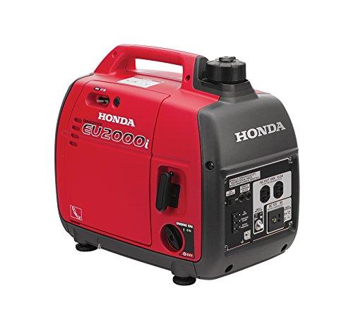 Honda EU2000I 2000 Watt Super Quiet Inverter Generator (Honda Gas Generator compare prices)