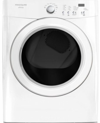 Frigidaire FASE7021NW 7.0 Cu. Ft. Electric Dryer