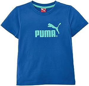 Puma Jr Fd No1 T-Shirt mode Garçon Nautical Blue FR : 5 ans (Taille Fabricant : 110)