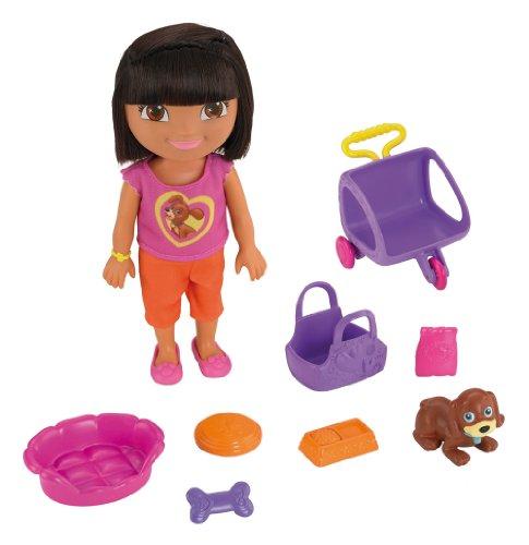 Fisher-Price Dora the Explorer Dora Loves Perrito - 1