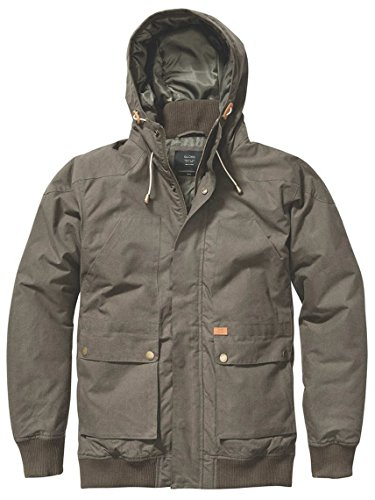 GLOBE Inkerman Jacket Dark Olive Giubbotto Uomo S