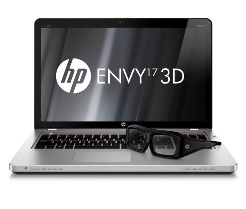 HP Envy 17-3290NR 17.3-Inch 3D Laptop (Silver)