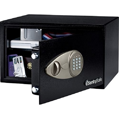 SentrySafe 1.0 Cubic Ft. Electronic Laptop Security Safe Model: (1 Cubic Foot Safe compare prices)