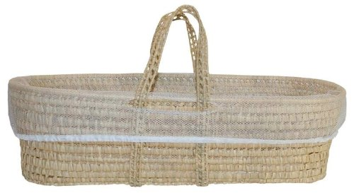 Find Cheap Tadpoles All Natural Organic Moses Basket with Laundry Liner