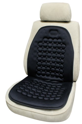 Cora 000127801 Magnetic Comfort Coprisedile Auto, Nero