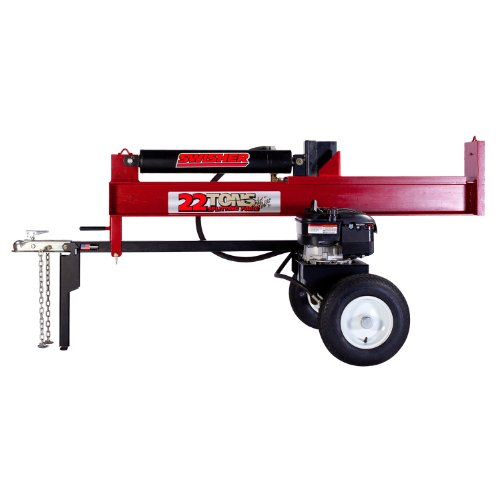 Swisher LS67522BP 22-Ton Log Splitter,6.75-Horse Power