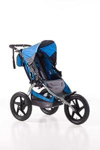 BOB Sport Utility Single Stroller, Blue by BOB
