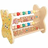 In The Night Garden Wooden Learning Frame Abacus