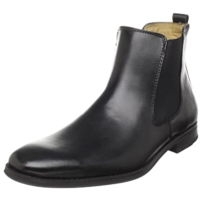 bass s amsterdam ankle boot shoes